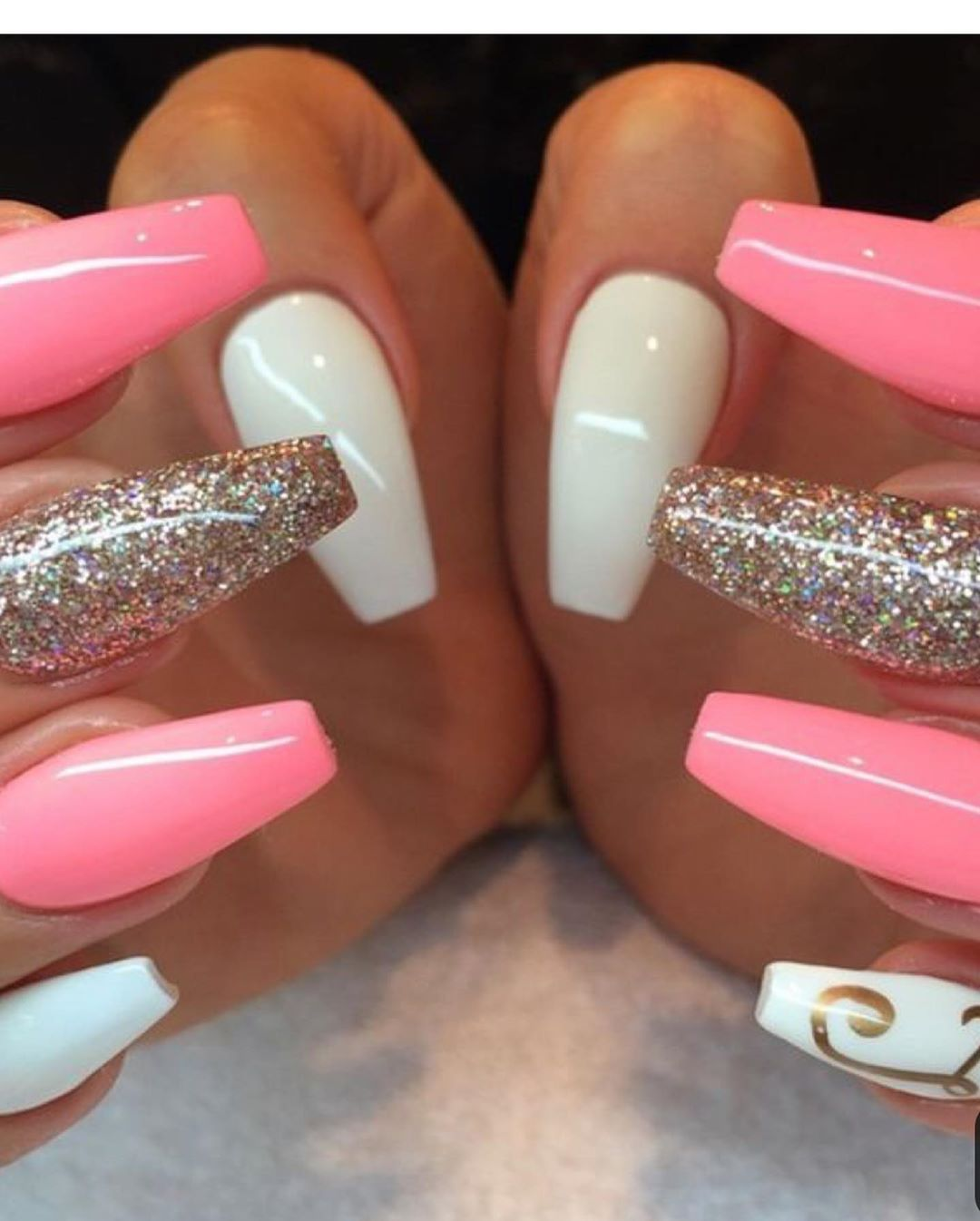 Summer Nail Designs 2019 - 15 Best Summer Nail Colors and Trends