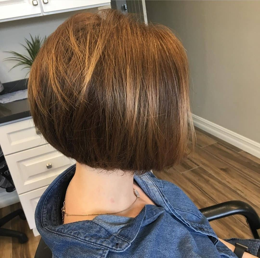 45 Short Hair Hairstyles For Women 2019 Lovenailstyle