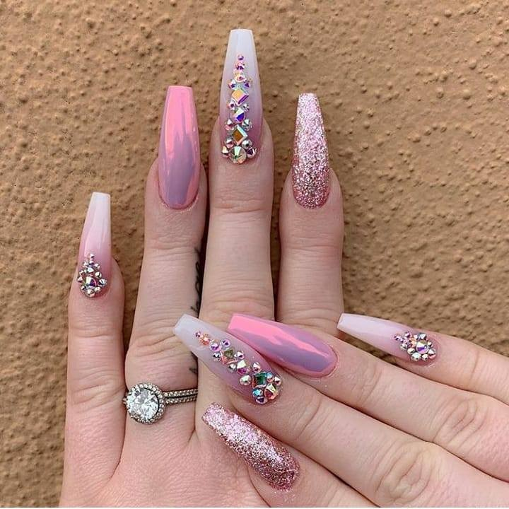 86 beautiful nail designs for 2019