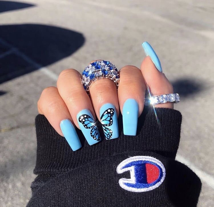 31 Christmas Nail Designs Ideas 2019